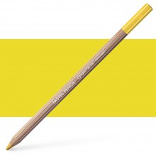 Caran d'Ache : Pastel Pencil : Light Cadmium Yellow