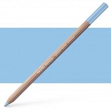Caran d'Ache : Pastel Pencil : Cerulean Blue