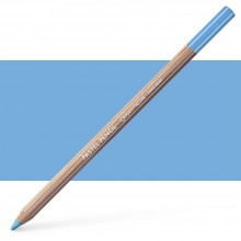 Caran d'Ache : Pastel Pencil : Cobalt Blue 30 Percent
