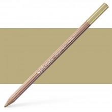 Caran d'Ache : Pastel Pencil : Brown Olive 50 Percent