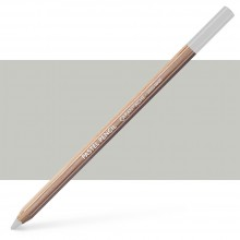 Caran d'Ache : Pastel Pencil : French Grey 10 Percent