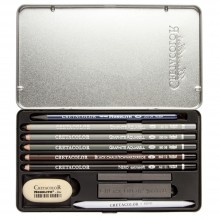 Cretacolor : Artino : Graphite Drawing Set of 10