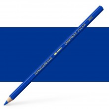 Caran d'Ache : Supracolor Soft : Watersoluble Pencil : Royal Blue