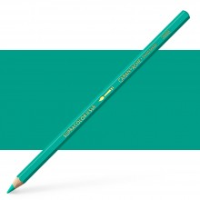 Caran d'Ache : Supracolor Soft : Watersoluble Pencil : Greenish blue