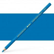 Caran d'Ache : Supracolor Soft : Watersoluble Pencil : Gentian Blue