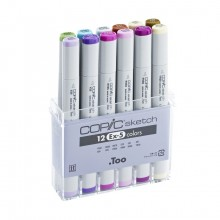 Copic : Sketch : EX-5 : Set of 12