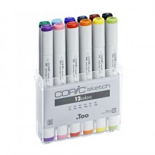 Copic : Sketch : Set of 12