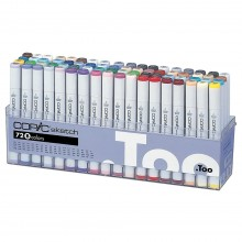 Copic : Sketch Set B : Set of 72