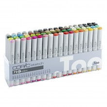 Copic : Sketch Set C : Set of 72