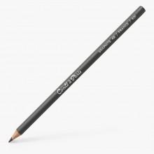 Conte : Graphite Pencil : 4B