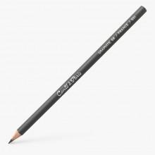 Conte : Graphite Pencil : 6B