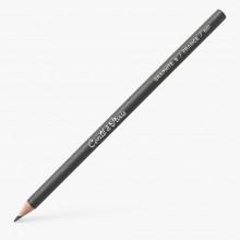 Conte : Graphite Pencil : B