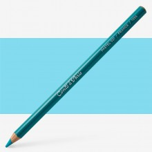 Conte Pastel Pencil GREEN BLUE 21