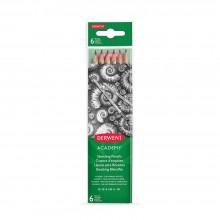 Derwent : Academy Sketching Pencil : Carton of 6