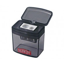 Derwent : Manual Twin Sharpener with reservour