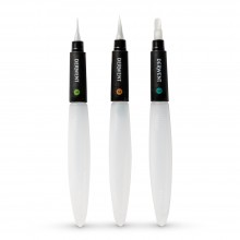 Derwent : Waterbrush : Set of 3