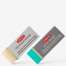 Derwent : Specialist Artist Eraser : Pack of 2