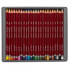 Derwent : Pastel Pencil : Tin Set of 24
