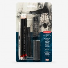 Derwent : Charcoal Set