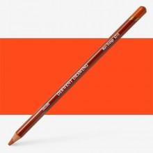 Derwent : Drawing Pencil : 6210 Mars Orange