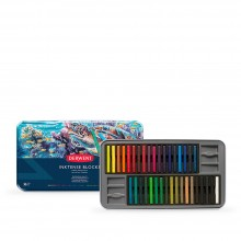 Derwent : Inktense Block : Tin Set of 36