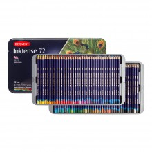 Derwent : Inktense Pencil : Tin Set of 72