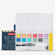 Derwent : Inktense Paint Pan : Pastel Shades Set of 12