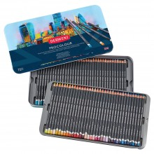 Derwent : Procolour : Colour Pencil : Tin Set of 72