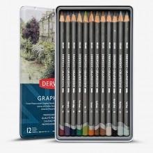 Derwent : Graphitint Pencil : Set of 12