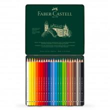 Faber Castell : Albrecht Durer Watercolour Pencil : Metal Tin Set of 24