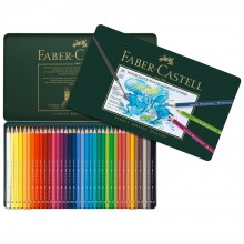 Faber Castell : Albrecht Durer Watercolour Pencil : Metal Tin Set of 36