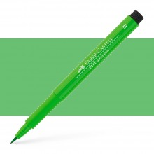 Faber Castell : Pitt Artists Brush Pen : Leaf Green