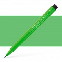 Faber Castell : Pitt Artists Brush Pen : Leaf Green