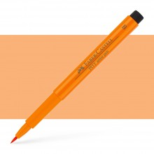 Faber Castell : Pitt Artists Brush Pen : Orange Glaze