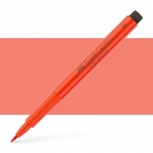 Faber Castell : Pitt Artists Brush Pen : Scarlet Red