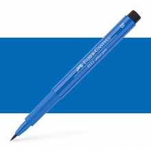 Faber Castell : Pitt Artists Brush Pen : Cobalt Blue
