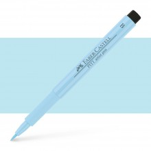 Faber Castell : Pitt Artists Brush Pen : Ice Blue