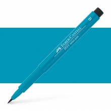 Faber Castell : Pitt Artists Brush Pen : Cobalt Turquoise