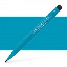 Faber Castell : Pitt Artists Brush Pen : Cobalt Turquoise