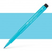 Faber Castell : Pitt Artists Brush Pen : Light Cobalt Turquoise