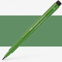Faber Castell : Pitt Artists Brush Pen : Perm.Green Olive