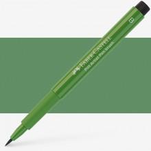 Faber Castell : Pitt Artists Brush Pen : Perm.Green Olive