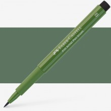 Faber Castell : Pitt Artists Brush Pen : Chro.Green Opaque
