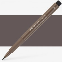Faber Castell : Pitt Artists Brush Pen : Walnut Brown