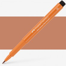 Faber Castell : Pitt Artists Brush Pen : Terracotta