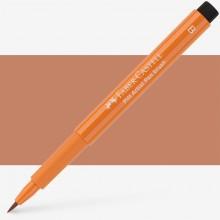 Faber Castell : Pitt Artists Brush Pen : Terracotta