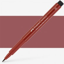 Faber Castell : Pitt Artists Brush Pen : Indian Red
