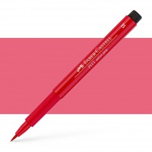 Faber Castell : Pitt Artists Brush Pen : Deep Scarlet Red