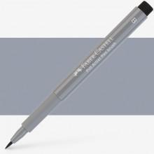 Faber Castell : Pitt Artists Brush Pen : Cold Grey Iii