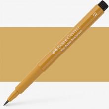 Faber Castell : Pitt Artists Brush Pen : Green Gold